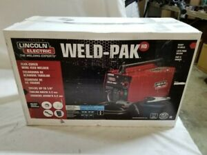 Lincoln Electric Wire Feed Welder Weld Pak Hd 155552