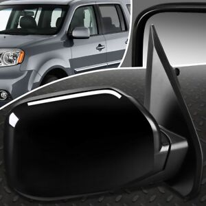 For 09 15 Honda Pilot Oe Style Powered Right Side Rear View Door Mirror Assembly