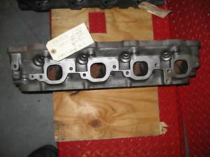 1967 Corvette 427 Cylinder Head Casting Number 3909802 Dated A 25 7 Camaro