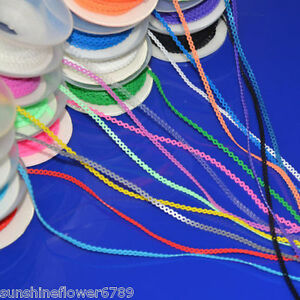 100roll Dental Orthodontics Elastic Power Chain Continuous Short Long 15ft Color