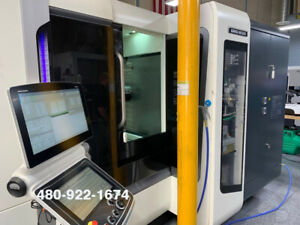 2016 Dmg Mori Nhx 4000 Horizontal Machining Center Hmc Ref 7798235