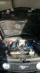 2011 Ford Mustang Shelby Gt500 Oem Supercharged Engine Swap Only 5 4l Tr6060 73k