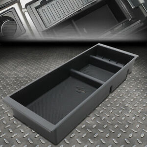 For 15 19 Ford F150 Pickup Oe Style Center Console Organizer Tray Storage Box