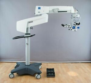 Carl Zeiss Opmi Visu 210 Surgical Ophthalmology Microscope Op mikroskop