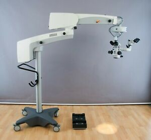 Carl Zeiss Opmi Visu 150 Surgical Ophthalmology Microscope Op mikroskop