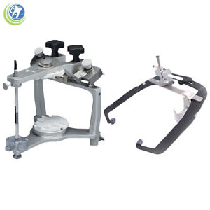 Dental Laboratory Whipmix Adjustable Screw Articulator 2240 W Face Bow