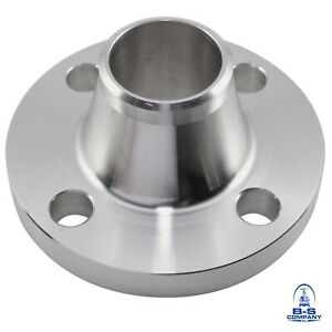 Weld Neck Flange 4 150 Raised Face S 10 F316 316l Stainless Steel