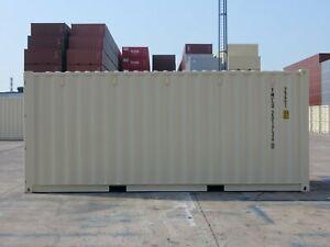 One Trip new 20 Shipping Container For Sale In Cleveland Ohio