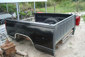 1988 99 Chevy Or Gmc Pickup Truck 6 Factory Black Bed Used Gm Quality