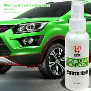 Car Refurbishing Agent Rust Remover Anti Rust Cleaning Agent Clean Mainte 100ml