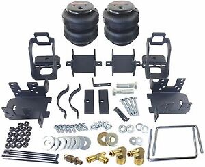 Rear Axle Level Air Tow Assist Kit For 1999 04 Ford F350 1 Ton Pick Up Over Load