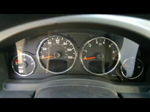 Speedometer Mph With Compass And Outside Temperature Fits 12 Liberty 543404