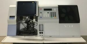 Perkin Elmer Aanalyst 100 Atomic Absorption Spectrometer No400026 With Manuals