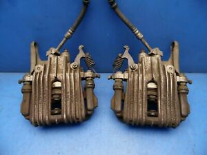 88 94 Chevy Corvette C4 Oem Rear Left Right Side Brake Calipers X2 K241 022c