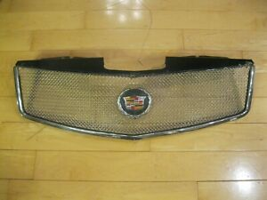 2003 2004 2005 2006 2007 Cadillac Cts E G Classic Mesh Chrome Grille