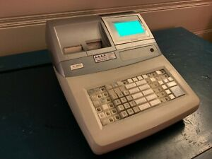 Casio Model Te 3000 S Electronic Cash Register Point Of Sale Used Working