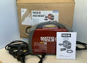 Matco Mp200stdvi Inverter Powered Dual Voltage Stick Welder