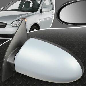 For 06 09 Hyundai Accent Oe Style Powered Driver Left Side Rear View Door Mirror