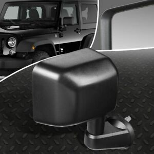 For 07 18 Jeep Wrangler Jk Oe Style Manual Right Side View Door Mirror Assembly