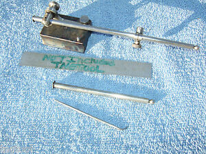 Starrett 56b Surface Gage Old Vintage Precision Inspection Tool Grinder Mill