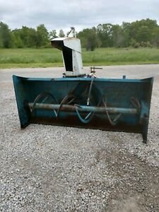 3 Point Allied 84 Snow Blower 2 Strage Can Ship 300 00
