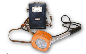 Geiger Counter Dosimeter Krb 1 With Pancake Geiger Tube Si8b Si19bgm Chernobyl