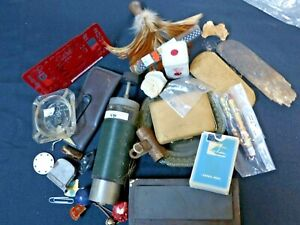 Assorted Vintage Antiques Collectibles