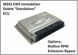 Bmw Standalone Ms43 M54b25 2 5l Ecu Ews Delete off road Tune 2003 325xi