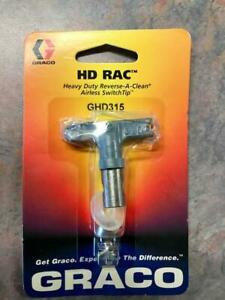 Graco Tips Hd Rac Ghd315