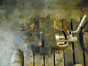 1977 International 1086 Farm Tractor 2 Speed Pto Assembly