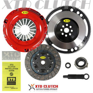 Xtd Stage 2 Clutch Prolite Flywheel Kit 94 01 Integra Civic Crv B16 B18 B20