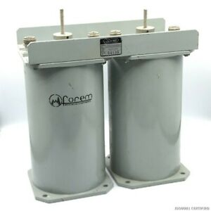 440 470mhz 200w Rf Double Cavity Filter Forem