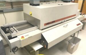 Heller Reflow Oven Heller 988 Convection Reflow Efficient Easy To Run