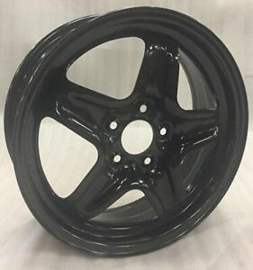 New 17 Inch 5 On 115 Steel Wheel Rim Fits Impala Equinox Monte Carlo We9745n