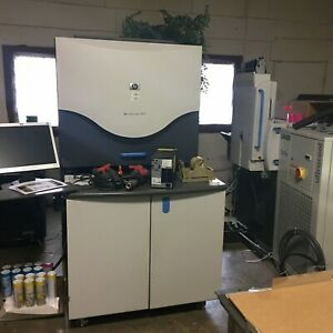 Hp Indigo 3500 Digital Printing Press