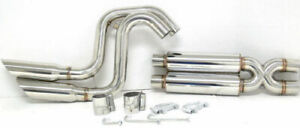 Obx Racing Dual Tip Side Cat Back Fits 1999 03 F150 Lightning 5 4l Supercharged