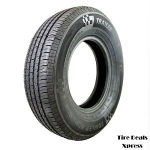 2 Two New St205 75r14 Trailer King Rst Premium Trailer Tire 2057514 Pn Rst36