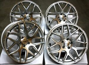 Alloy Wheels 18 Cruize Cr1 Sp Fit For Chevrolet Aveo Cavalier Cruze Trax Tracke