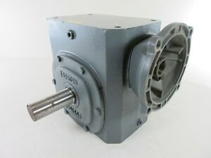 Boston Gear F73220b76 Gear Reducer 20 1 Ratio