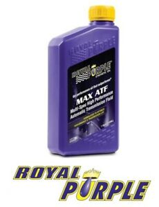 Royal Purple Max Atf Synthetic High Performance Automatic Transmission Fluid 1qt