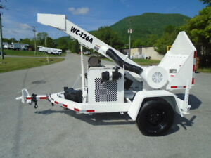 2008 Altec Wc 126a Wood Chipper Forestry Arborist