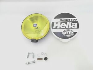 Hella Black Magic Comet 500 Halogen Driving Lamp Kit ready To Ship