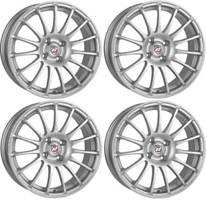 16 Alloy Wheels Calibre Rapide S Fit For Honda Civic 4x100 Insight Jazz
