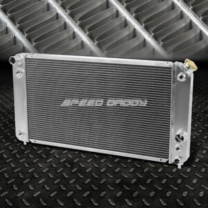 For 96 05 S10 Blazer Jimmy Sonoma 4 3 3 Row Core Full Aluminum Racing Radiator