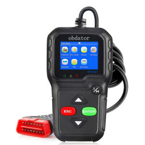 Obdator Obd2 Scanner Diagnostic Scan Tool Kw680 Obdii Eobd Auto Car Code Reader