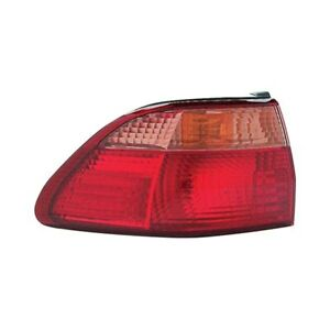Body Parts Taillight Assembly For 2000 Honda Accord