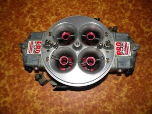 Holley 4500 Hp Dominator Race Carb 1250 Cfm Four Barrel Works Great