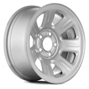 Replacement 15 Inch Silver Steel Wheel Rim For 2000 2011 Ford Ranger