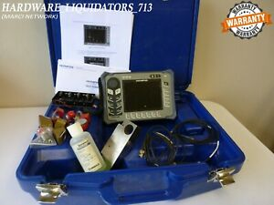 Olympus Epoch 600 Compact Ultrasonic Flawdetector Ndt aws Option Fast Shipping