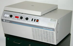 Beckman Coulter Centrifuge Model Allegra 6r With Gh 3 8 Rotor And Buckets